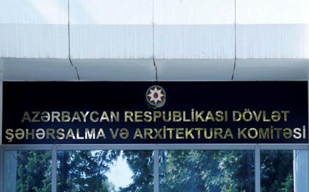 Dövlət Şəhərsalma və Arxitektura Komitəsi ötən ili zərərlə başa vurub