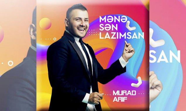 """Murad Arifdən daha bir möhtəşəm mahnı – """"MƏNƏ SƏN LAZIMSAN"""" (ÖZƏL AÇIQLAMA+VİDEO)"""
