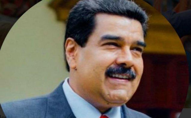 Maduro Venesuela və Kolumbiya sərhədini açmaq əmri verib