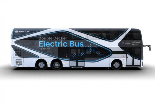 Hyundai elektriklə çalışan avtobusunu təqdim edib