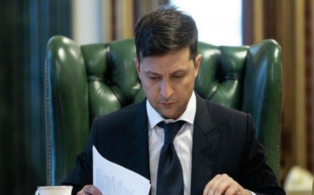 Ukrayna prezidenti xarici işlər naziri vəzifəsinə namizədin adını açıqlayıb