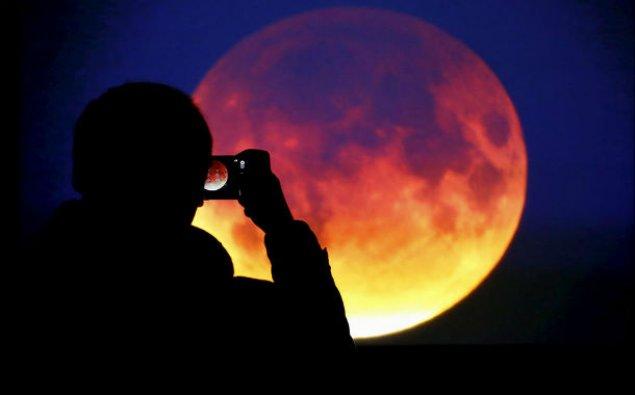 İyulda ilin ikinci Ay tutulması baş verəcək