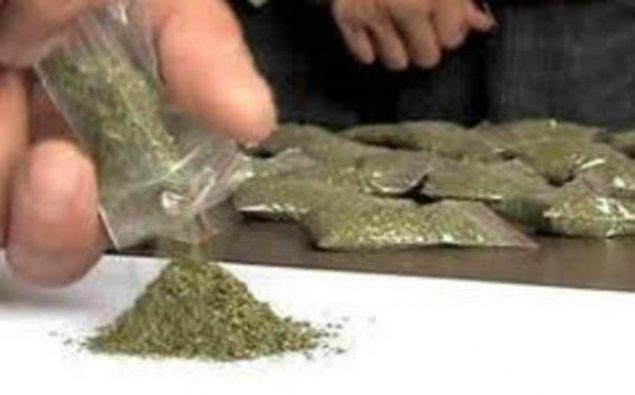 Balakəndə külli miqdarda narkotik tapıldı