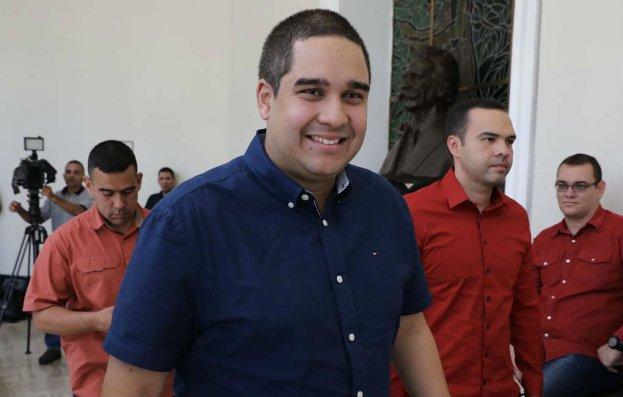 ABŞ Nikolas Maduronun oğluna sanksiya tətbiq edib