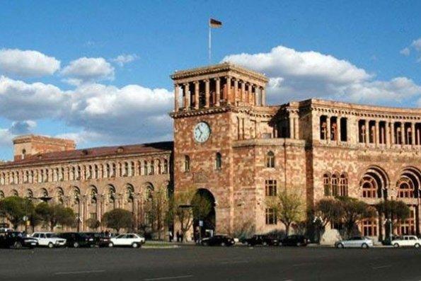Yerevan metrosunun fəaliyyəti dayandırılıb