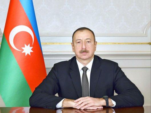 Azərbaycan Prezidenti Monqolustanın dövlət başçısını təbrik edib