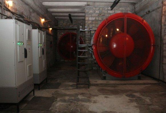 Bakı metrosunda daha iki yeni ventilyator istismara verilib