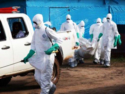 Bu ölkədə Ebolaya yoluxanların sayı 2,8 min nəfəri keçdi