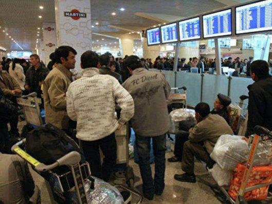 Moskva aeroportlarında 40-dan çox reys təxirə salındı