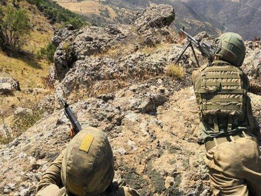 Türkiyə İraqın şimalında yeni hərbi əməliyyata başlayıb – FOTO