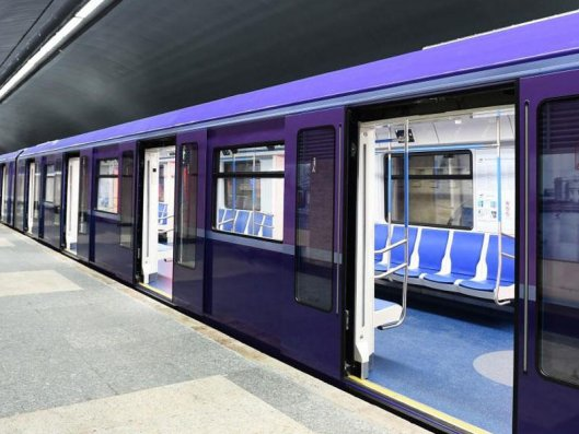 Bakı metrosu gələn il də yeni qatarlar alacaq