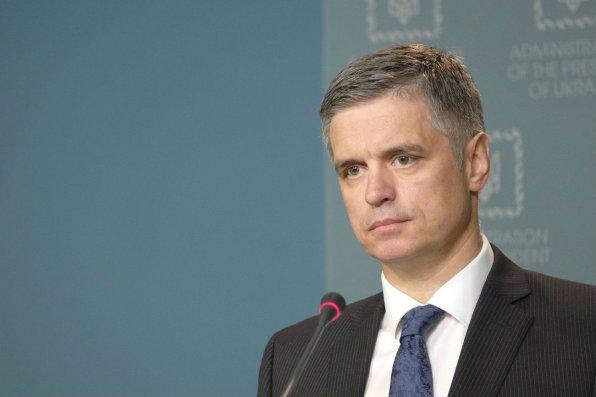 Ukraynanın yeni xarici işlər naziri Azərbaycana gələcək