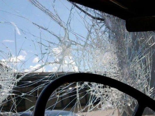 """Qobustanda """"Toyota"""" aşdı, ölən və yaralanan var"""