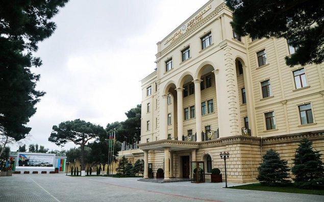 MN: Azərbaycan Ordusunun yolu azan əsgəri ermənilər tərəfindən vurulub