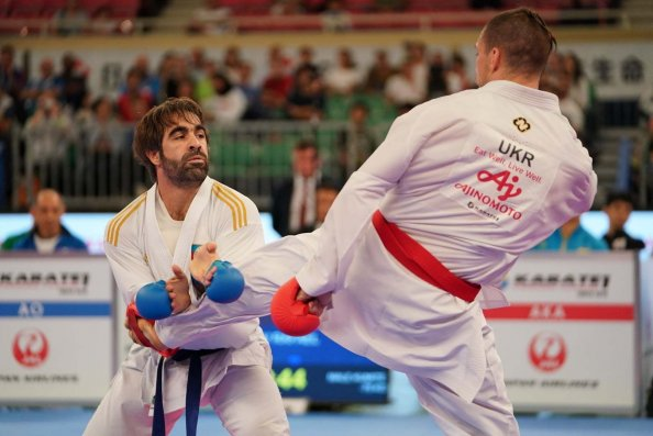 Rafael Ağayev Moskvada finala yüksəlib