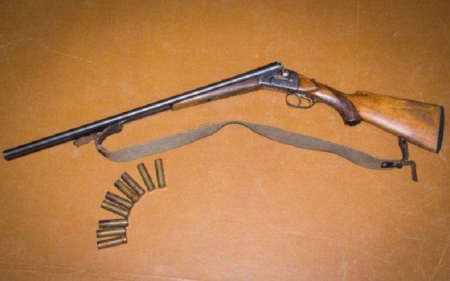 Nardaran sakinindən silah götürülüb