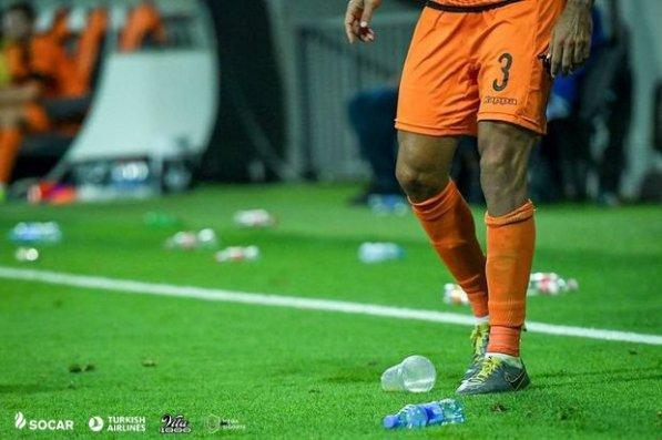 """UEFA """"Neftçi""""ni 40 min avro cərimələyib"""