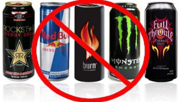 Enerji içkilərinin istehsalında etil spirtinin istifadəsinə yol verilməyəcək