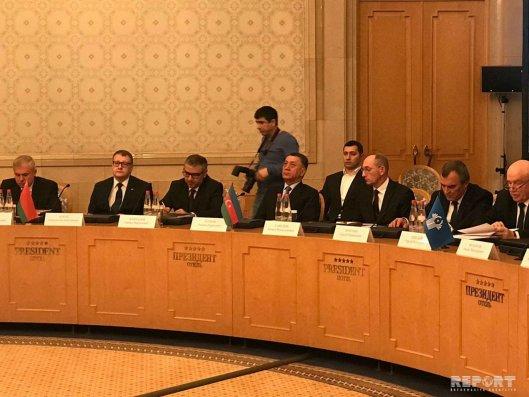 Ramil Usubov Moskvada Təhlükəsizlik Şurası katiblərinin görüşündə iştirak edib – FOTO