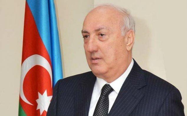"""Zakir Fərəcov 1-ci dərəcəli """"Vətənə xidmətə görə"""" ordeni ilə təltif edilib"""