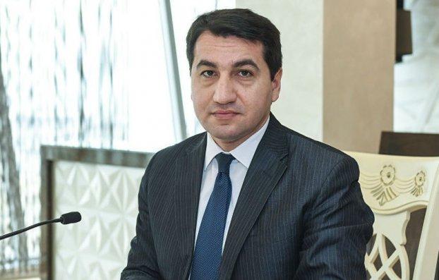 Hikmət Hacıyev Azərbaycan Prezidentinin köməkçisi təyin edilib