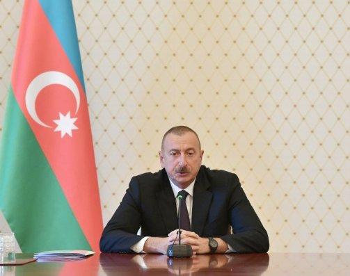Prezident parlamentin buraxılması ilə bağlı Konstitusiya Məhkəməsinə sorğu göndərib