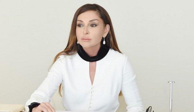 Mehriban Əliyevanın Rusiyaya rəsmi səfəri