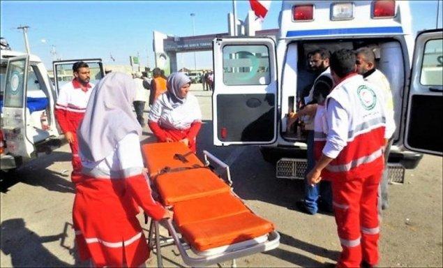 İranda toyda partlayış zamanı 11 nəfər ölüb