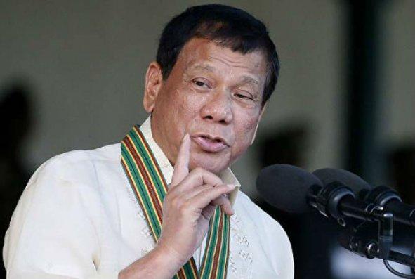 Filippin prezidenti potensial xələflərinin adlarını açıqlayıb
