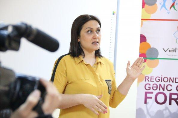 Gənc qızlar üçün təlim - Gəncədə
