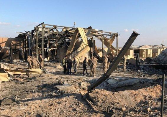 ABŞ İraqda 11 hərbçisinin yaralandığını təsdiq edib