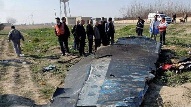 İran Ukrayna təyyarəsini vurması ilə bağlı hesabatı yayıb