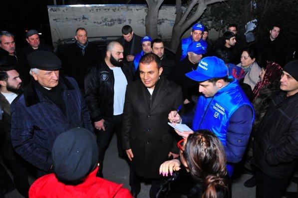Deputatlığa namizəd Ramin Əhmədovun fərqli seçki kampaniyası davam edir – FOTO