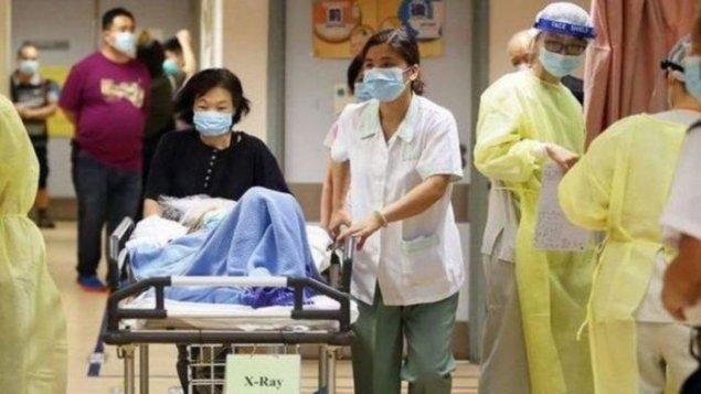 Çində koronovirusdan ölənlərin sayı sürətlə artır