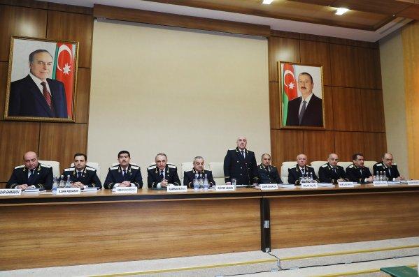 Ötən il Azərbaycanda 26 672 cinayət qeydə alınıb