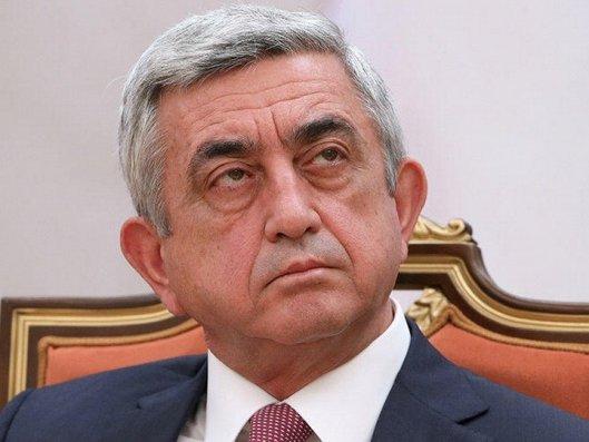 Serj Sarqsyan məhkəmə qarşısına çıxarılır