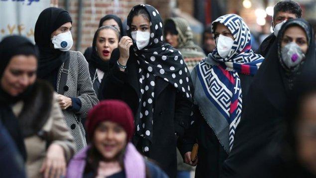İranın 9 əyalətində koronavirusa yoluxma təsdiqləndi