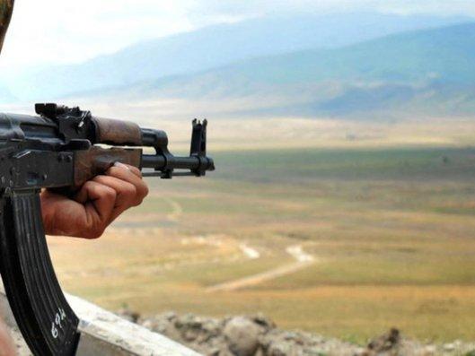 Erməni silahlı bölmələri atəşkəsi 24 dəfə pozub