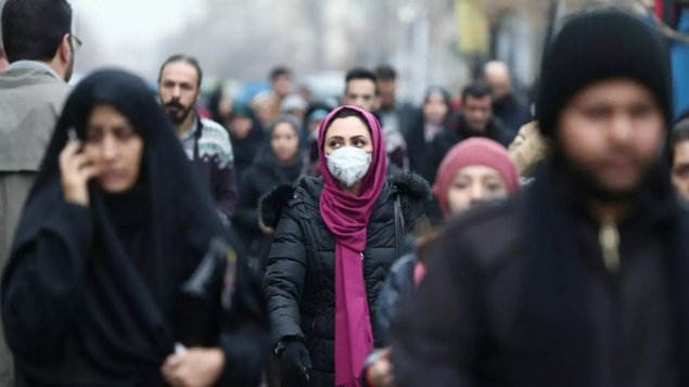 İranda koronavirusdan ölənlərin sayı 1 934-ə çatdı