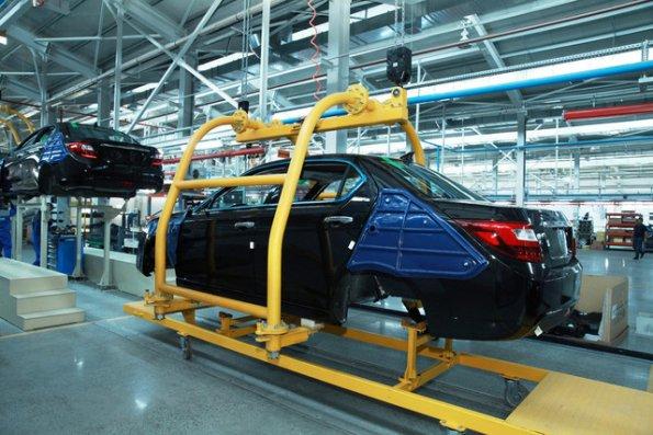 Azərbaycan avtomobil istehsalını 2,7 dəfə artırıb