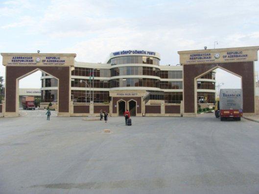 Azərbaycan-Gürcüstan sərhədindəki məntəqənin iş müddəti iki saata endirildi