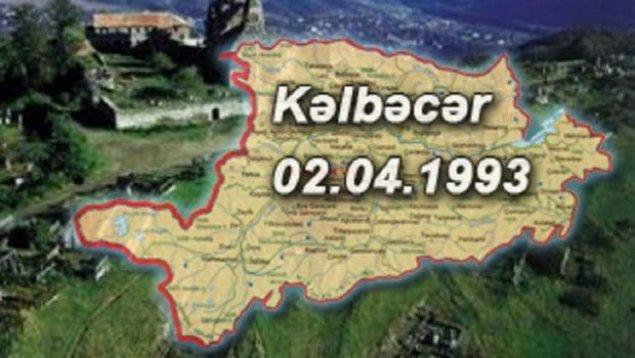 Kəlbəcərin işğalından 27 il keçir