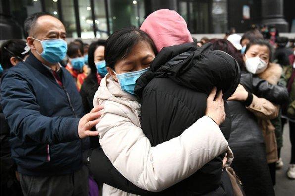 Çində koronavirusa yoluxanların 94 faizi sağaldı