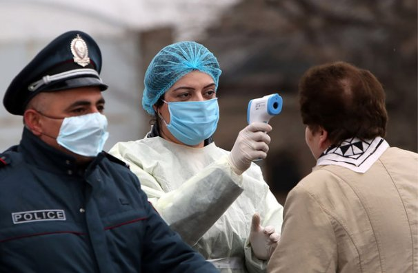 Ermənistanda koronavirusa yoluxanların sayı 5 mini ötdü