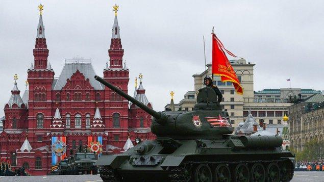 Rusiyada iyunun 24-də Qələbə Paradı keçiriləcək