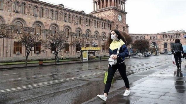 Ermənistanda koronavirusa yoluxanların sayı 8 mini keçib, 113 nəfər ölüb