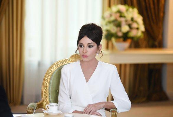 Mehriban Əliyeva:
