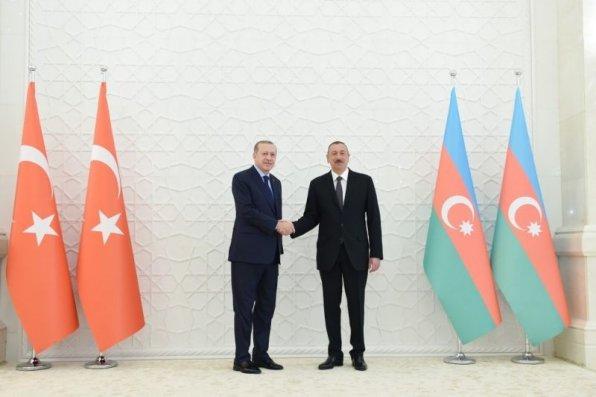 Azərbaycan Prezidenti Rəcəb Tayyib Ərdoğanı təbrik etdi