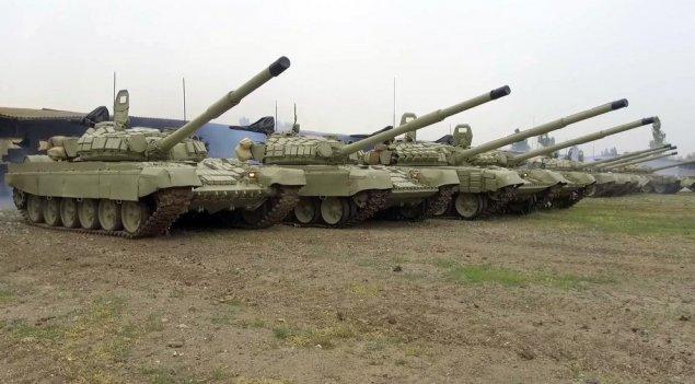 MN:  Ermənilər Azərbaycana məxsus heç bir tankı vurmayıb