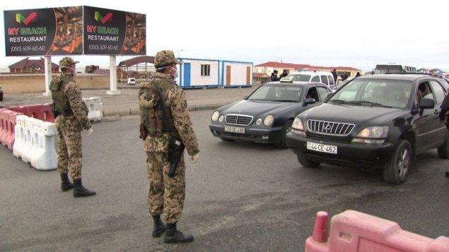 İki rayon sərt karantin rejimi zonasından çıxarıldı,bir rayon yenidən daxil edildi
